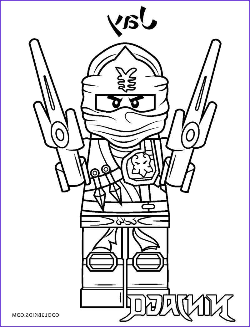 Free Printable Ninjago Coloring Pages For Kids Lego Kleurplaten Kleurboek Kleurplaten