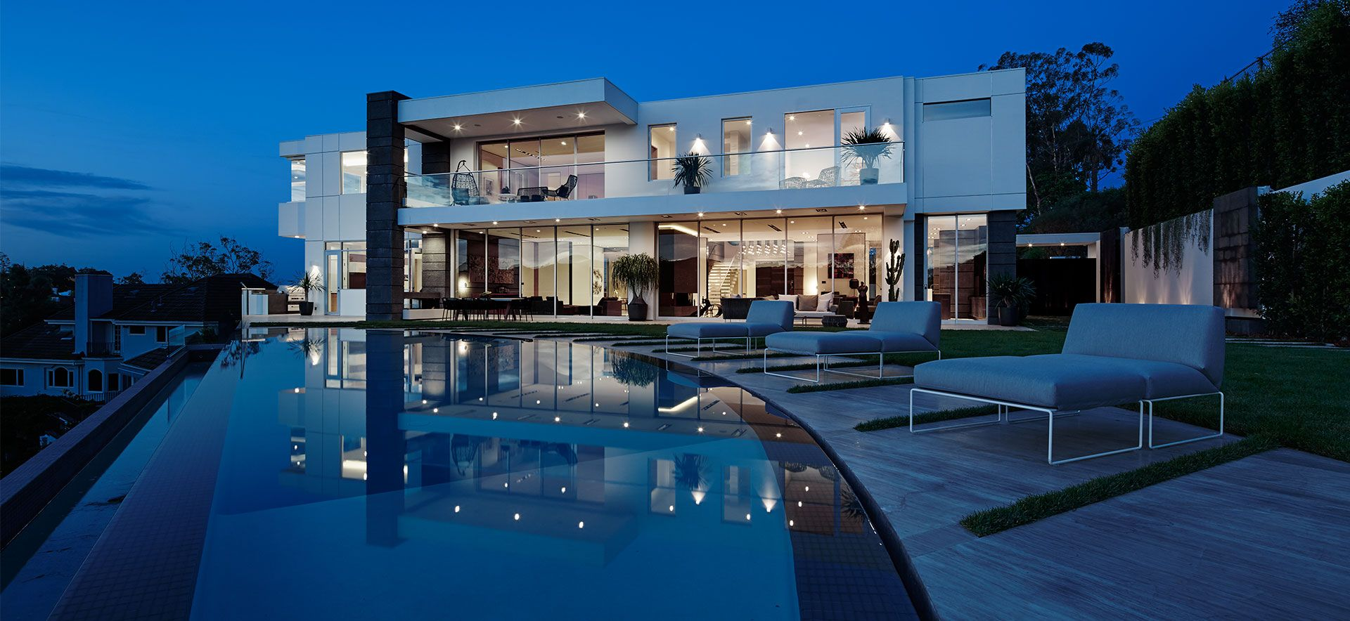 1740 Bel Air Road Modern Residence Architecture And Home Design Mansions Architecture Modern Mansion