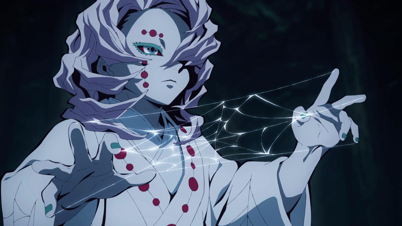 demon slayer rui #demonslayer #rui #anime in 2020 | Slayer, Slayer anime,  Anime