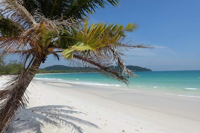Beautiful beach of Cambodia, sihanouk ville. #travel #Cambodia