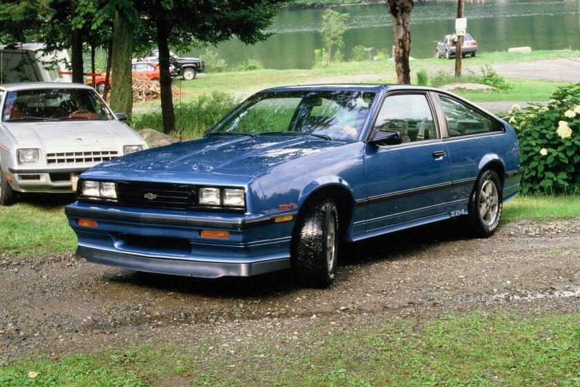 1987 Chevrolet Cavalier Z24 Chevrolet Cavalier Chevrolet Chevy