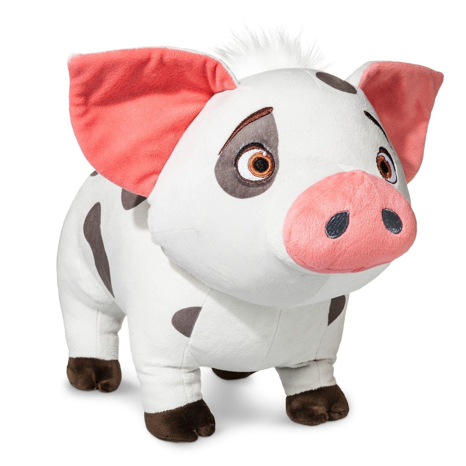 Moana Pua the Pig Pillow Buddy White Disney in 2020