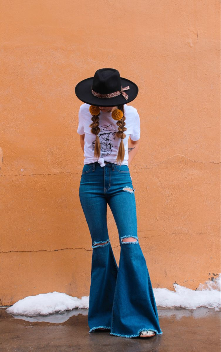 The Best Bell Bottom Jeans