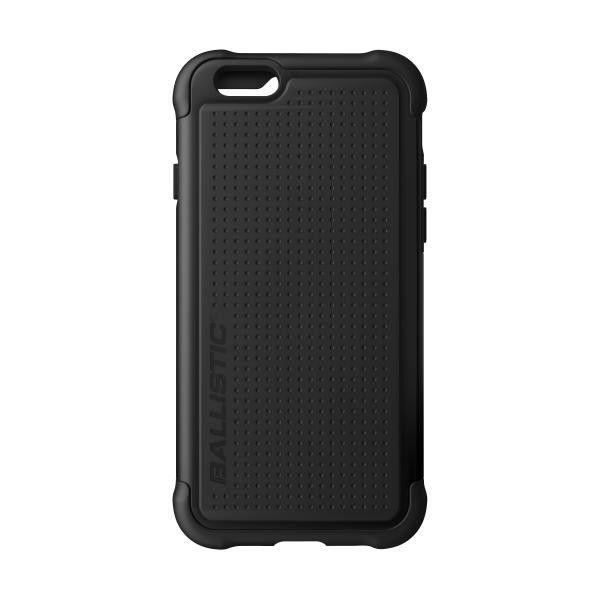 Ballistic iPhone 6/6s Tough Jacket Case - Black / Black