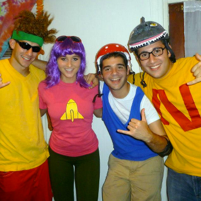 11 Throwback Halloween Costumes Every \'90s Girl Will Love | Her Campus