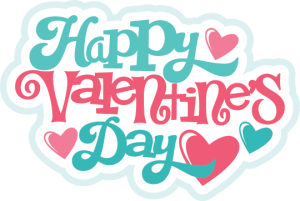 Happy Valentines Day Svg File For Scrapbooking Free Svgs Valentines