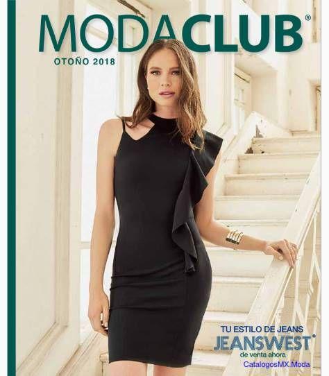 Moda Club Otoño 2018. Catalogo de Ropa para Mujer. Vestidos de Otoño e5e72ed1299f