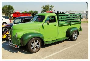 A Studebaker Pickup Truck by TheMan268