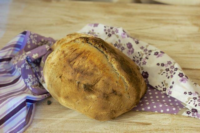 Boba de pan en Thermomix