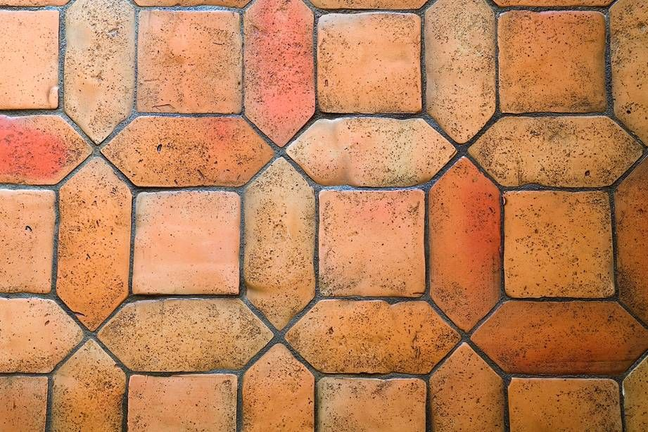 Terracotta Floor Tiles Natural Tile Lava Rock