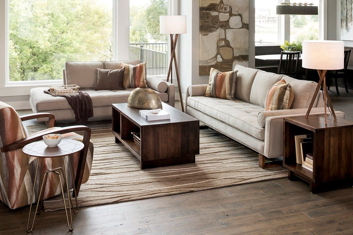 Thinking Outside The Box When Furnishing Your Space  Furniture Interesting Furniture Arrangement Living Room Design Decoration