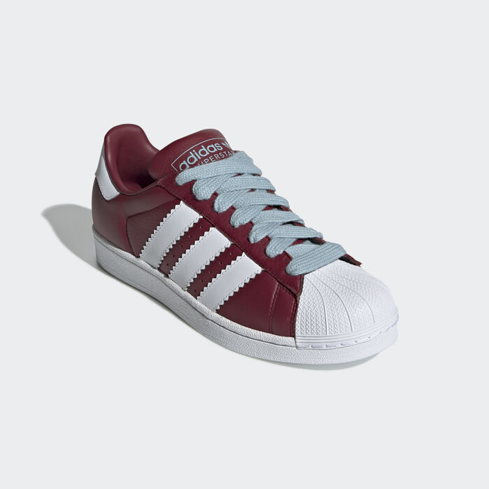 Buy adidas Originals Superstar Burgundy Casual Shoes Online