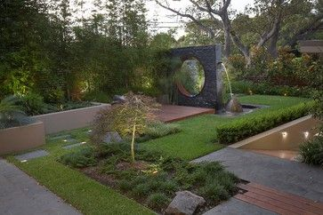 Oriental Influence on contemporary landscape in Sydney by Dean Herald-Rolling Stone Landscapes
