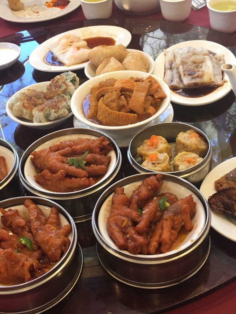 Dim Sum Steamed Fried Or Baked Gives People The Opportunity To Try A Little Bit Of Everything Dim Sum Chef Dishes Las Vegas Restaurants