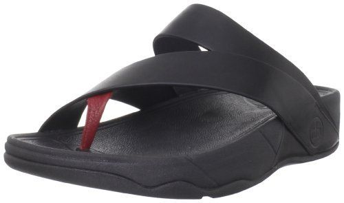 96f97c43dc93 FitFlop Men s Sling M Leather Thong Sandal FitFlop.  75.15. leather. Made  in Vietnam. Soft leather lining. Patent pending microwobbleboard midsole.