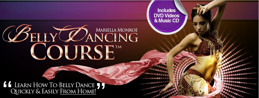 Overview of Belly Dancing Course by Mariella Monroe ...