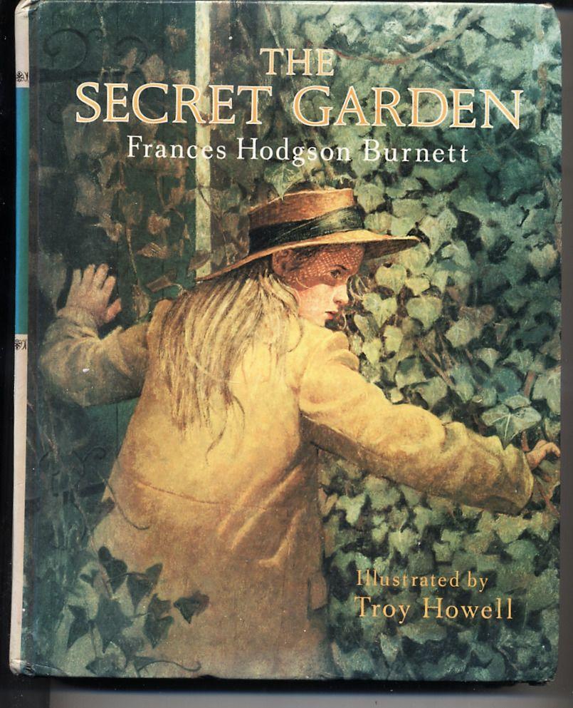 The Secret GardenFrances Hodgson Troy