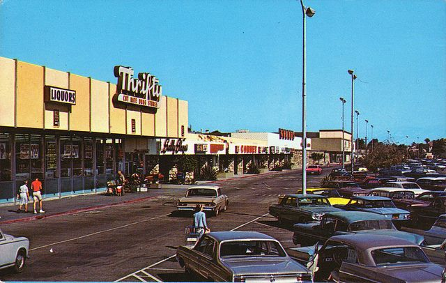 Flickriver Vintage Storefront Design 1940s 1950s Pool Storefront Design Vintage Storefront Santa Maria California