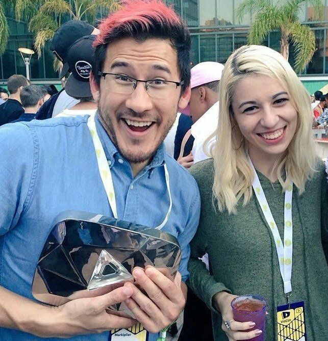 Amy up break and markiplier AMY :
