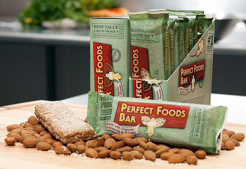 Almond butter perfect foods bar these are sooo good