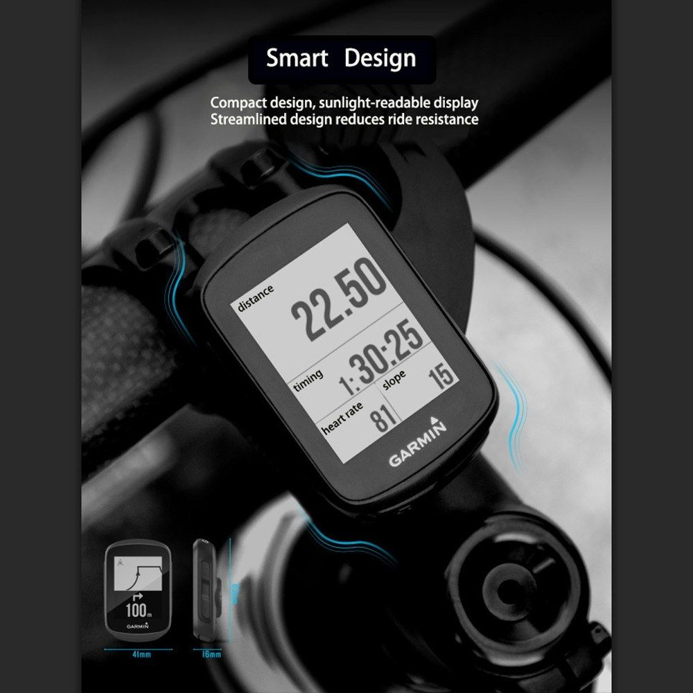 Garmin Edge 130 Bicycle Wireless Gps Computer With Altimeter Us