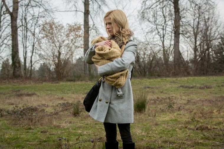 Grimm - Adalind and her baby girl