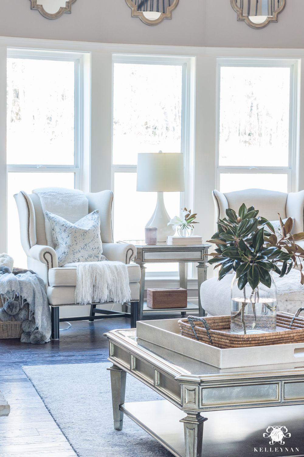 Interior Design Fireplace Living Room: Petal & Lace Co On Divine Design