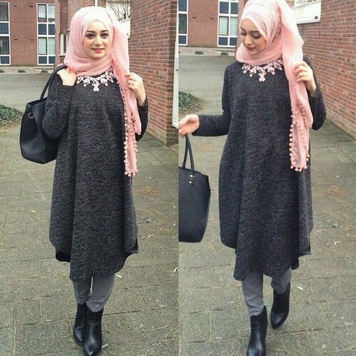 Hijab Fashion 2016/2017: Muslimah fashion & hijab style