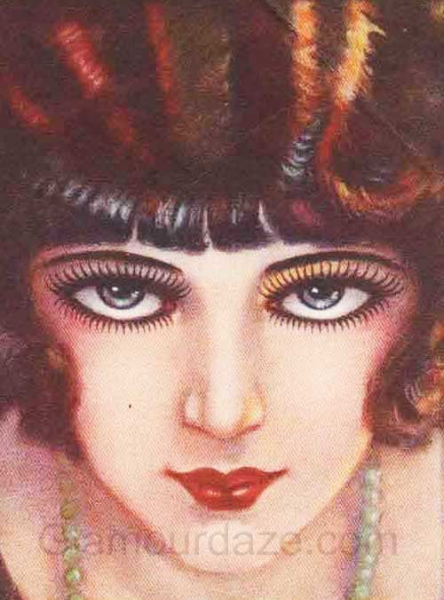 The History Of 1920s Makeup 1920 To 1929 1920s Makeup