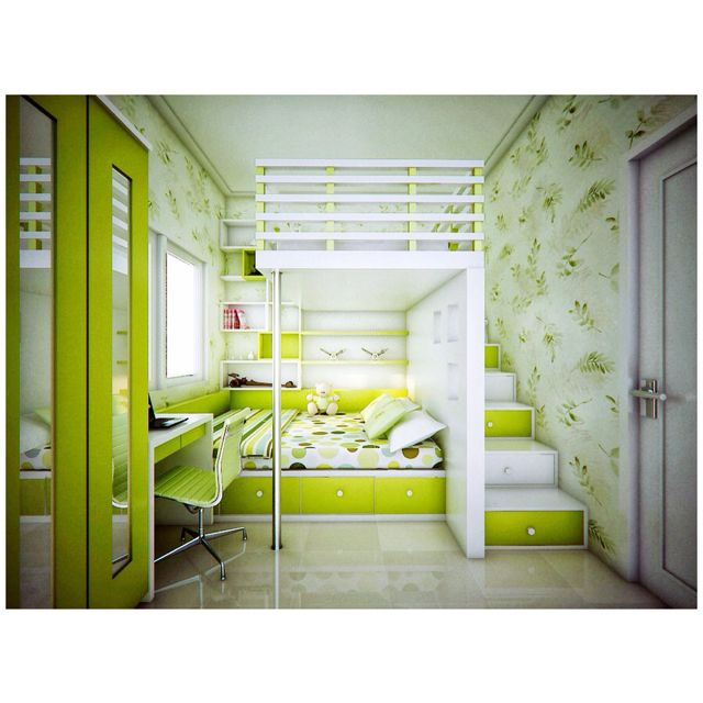 Lime Green Bedroom Green Kids Rooms Cool Room Designs Small Kids Bedroom