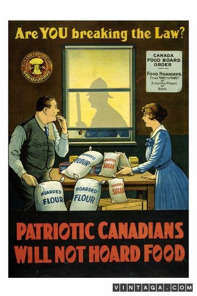Canadian World War I Posters Vintaga Propaganda Posters Wwii Posters Ww1 Propaganda Posters