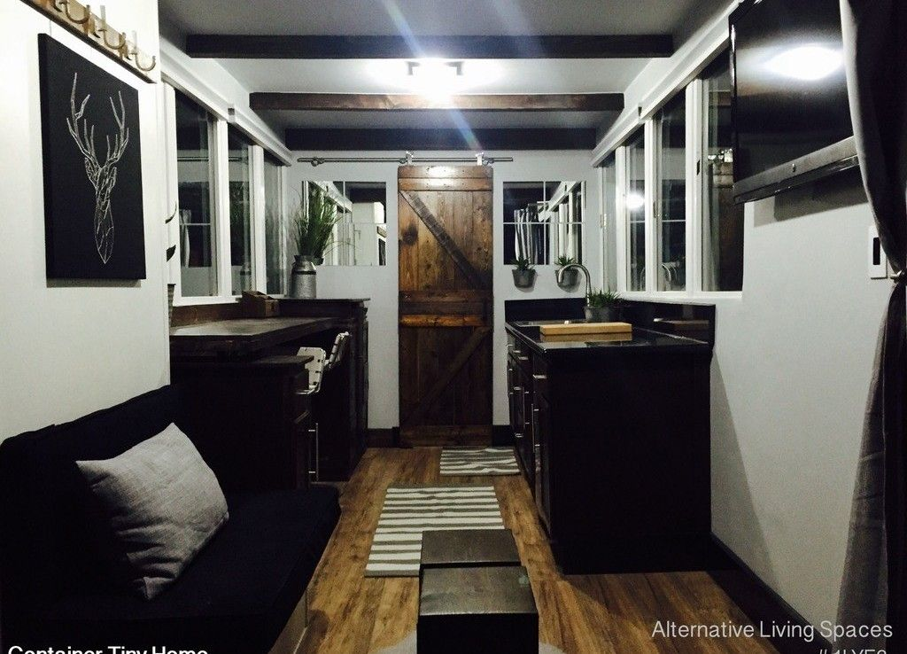 Container Tiny House - Tiny Houses For Sale, Rent and Builders Tiny