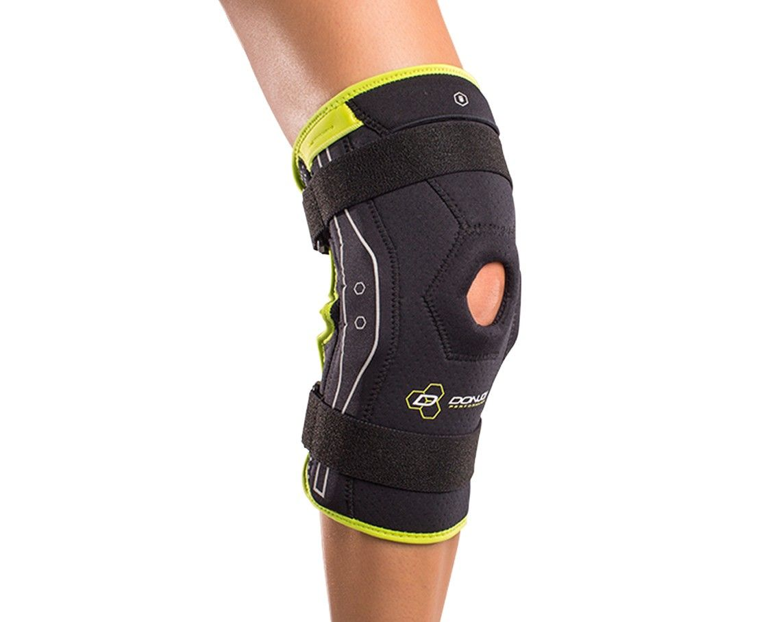 Donjoy performance bionic knee brace knee support braces