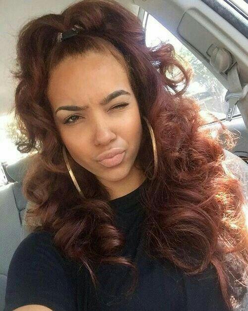 Pin By Faith Eubanks On Hair Nails Pinterest Girl Hairstyles