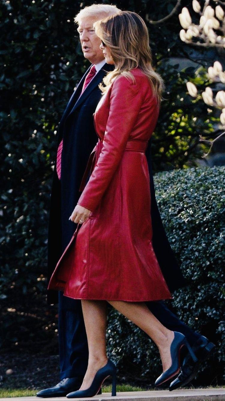 Presidente y Primera Dama Melania Trump, Día de San Valentín 2020 ❤️???