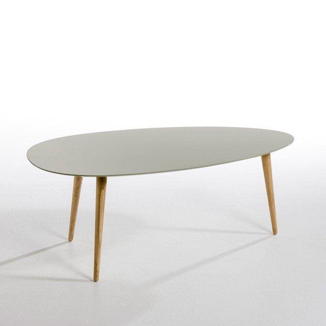 Table Basse Flashback Laque Et Hevea Table Basse Mobilier De Salon Table