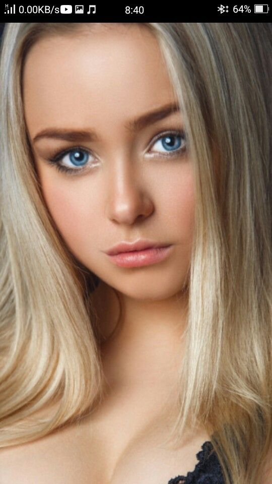 Pretty Blonde Teen Girl Stock Image Image Of Outside: Pin By Oracio Hernandez On PureBeauty