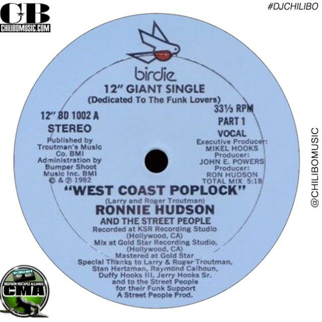 So Ruff! So Tuff! Out Hereeee… Baby!!! Whut'Cha Know Bout' Dat! lol #ronniehudson #southcentral #la #watts #compton #westcoast #goldenera #hiphop #rap #rnb #music #90shiphop #80srap #calilove #westcoastlove #poplock #poplocking #gangstarap #80smusic #funk #funkmusic #djchilibo #westcoastpoplockers #chilibomusic #vinyl #ditc #cratedigger #drinkalotrecords #chilibo #picoftheday