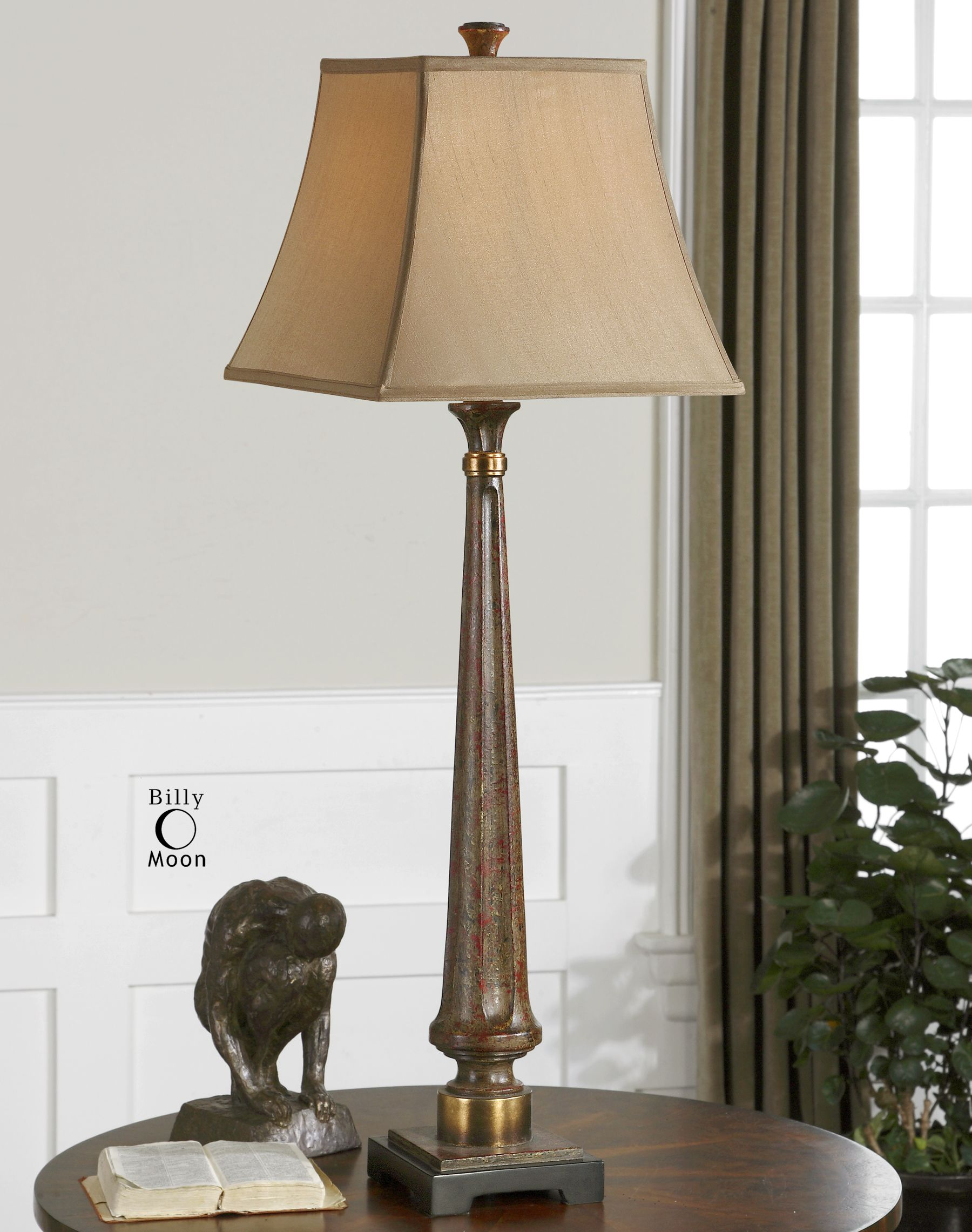 Uttermost Rittana Buffet Lamp   Client: Pena, Serena   Pinterest ...