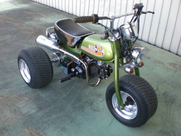 Pin By T Fuel On Scooter Mini Bike Trike Motorcycle Quad Bike