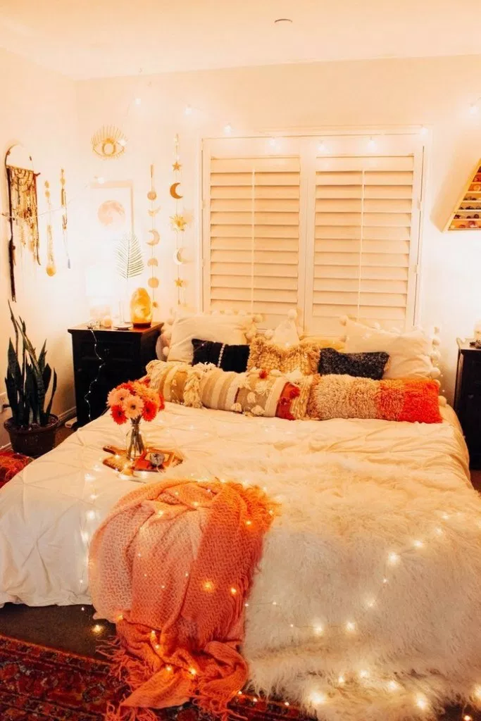 75 Gorgeous Bedrooms That Will Inspire Some Big Ideas 8 Dorm Room Decor Bedroom Decor Cozy Bedroom Inspirations