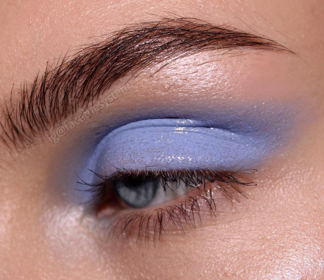 MAKEUP TREND DISSECTION GLOSSY EYELIDS Looks and glossy