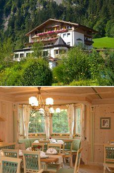 149-159 € -- Tirol: 4*-Alpinhotel mit Massage & 5-Gang-Menüs