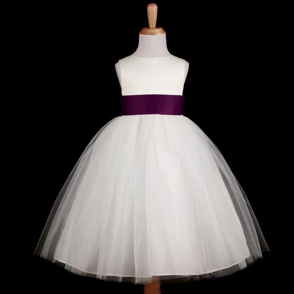 Vestidos para ninas madrinas de boda