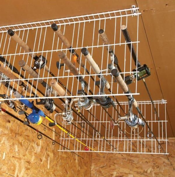 20 Clever Basement Storage Ideas: 20+ Clever Ideas For A Super Organized Garage
