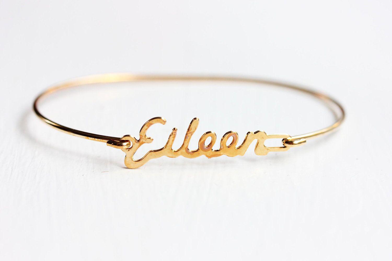 Vintage Name Bracelet - Eileen | Eileen | Vintage names