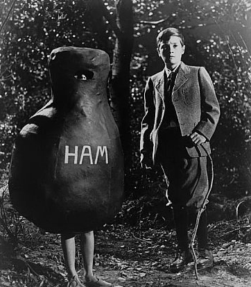 Image result for tkam scout ham costume