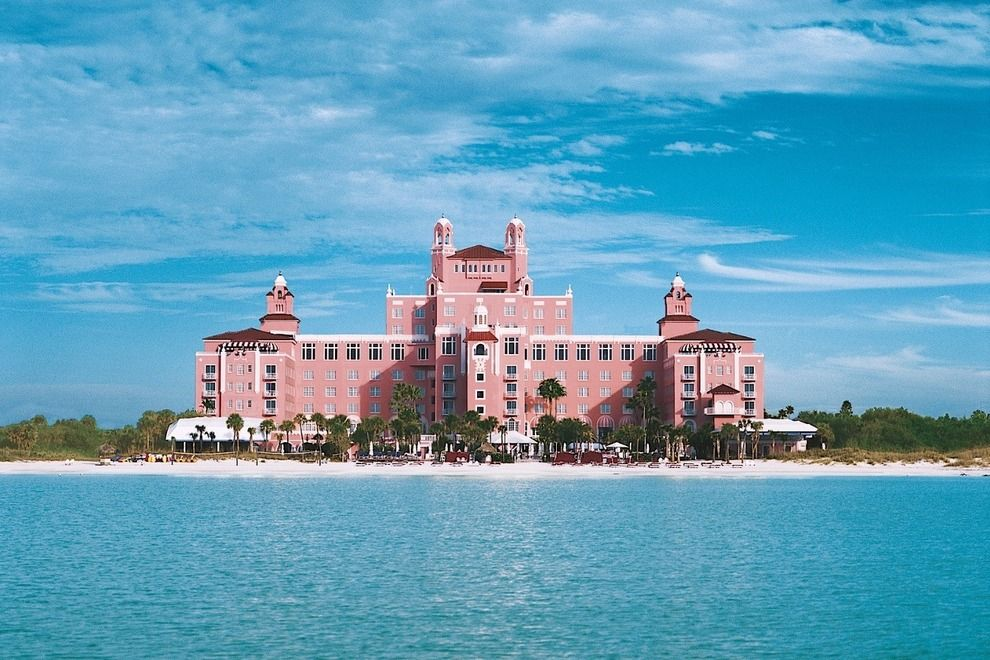 Find St Petersburg Clearwater S Best Hotels And Lodging By Reading