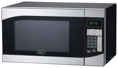 Oster Am980ss 0 9 Cubic Foot 900 Watt Countertop Microwave Oven Http Www Amazon Com Oster 0 9 With Images Countertop Microwave Oven Countertop Microwave Microwave Oven