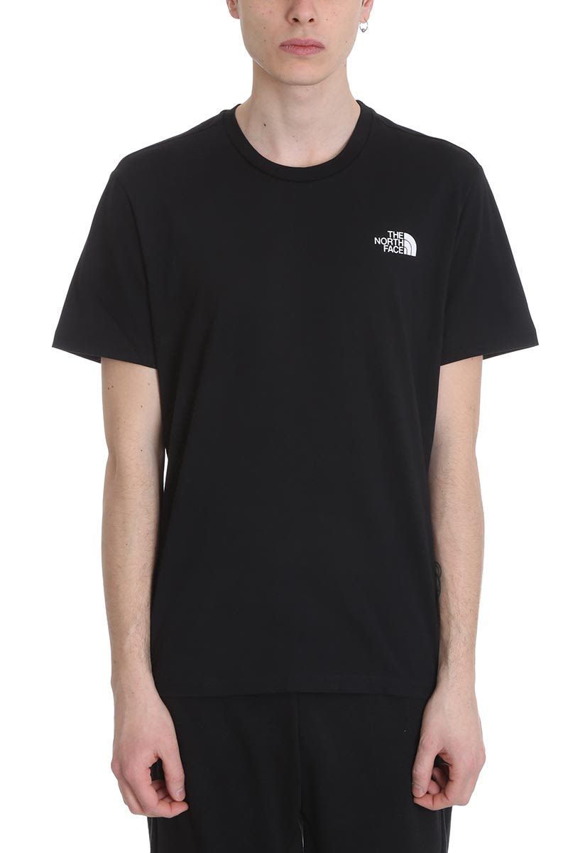 9fc239449 THE NORTH FACE BLACK COTTON T-SHIRT. #thenorthface #cloth | The ...
